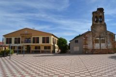Plaza Mayor de Palacios del Pan