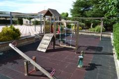 Zona de parque infantil