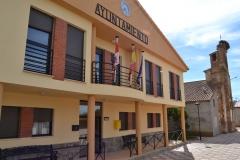 Ayuntamiento e Iglesia de Palacios del Pan