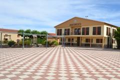 Plaza Mayor de Palacisos del Pan