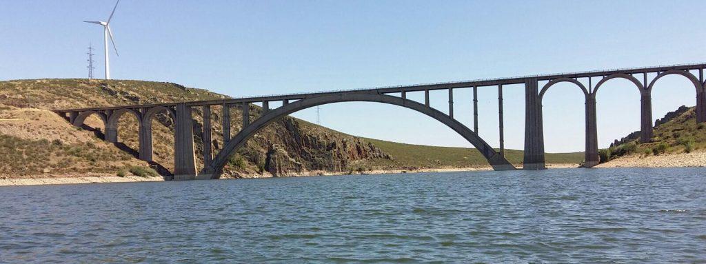 Puente de los Cabriles o Viaducto Martín Gil